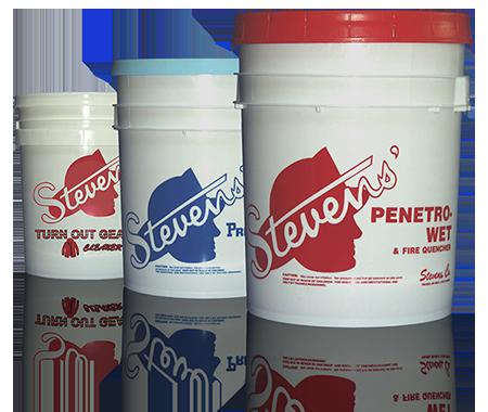 Stevens Product Buckets