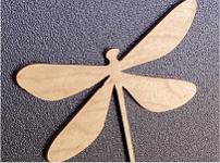 Baltic Birch plywood graphics