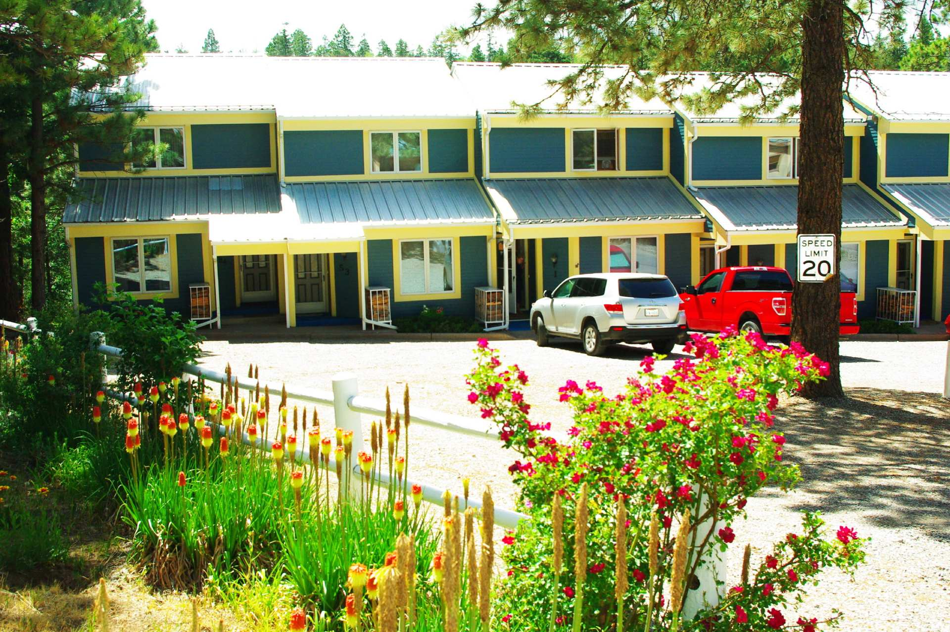 Spur Landing Real Estate and Lodging