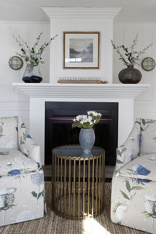 Emily Hughes Portfolio:Casual Traditional River Cottage | Emily Hughes Interior Design