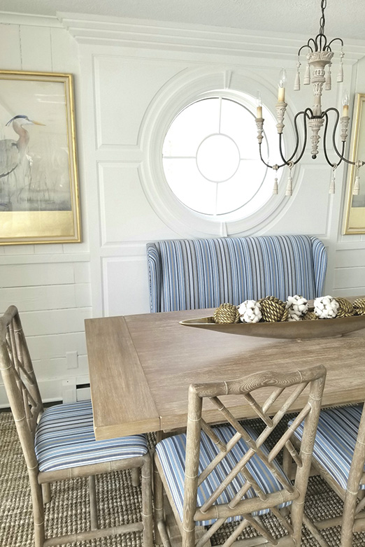 Casual Traditional River Cottage | Emily Hughes Interior Design