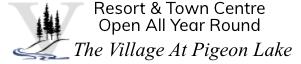 Village at Pigeon Lake Logo