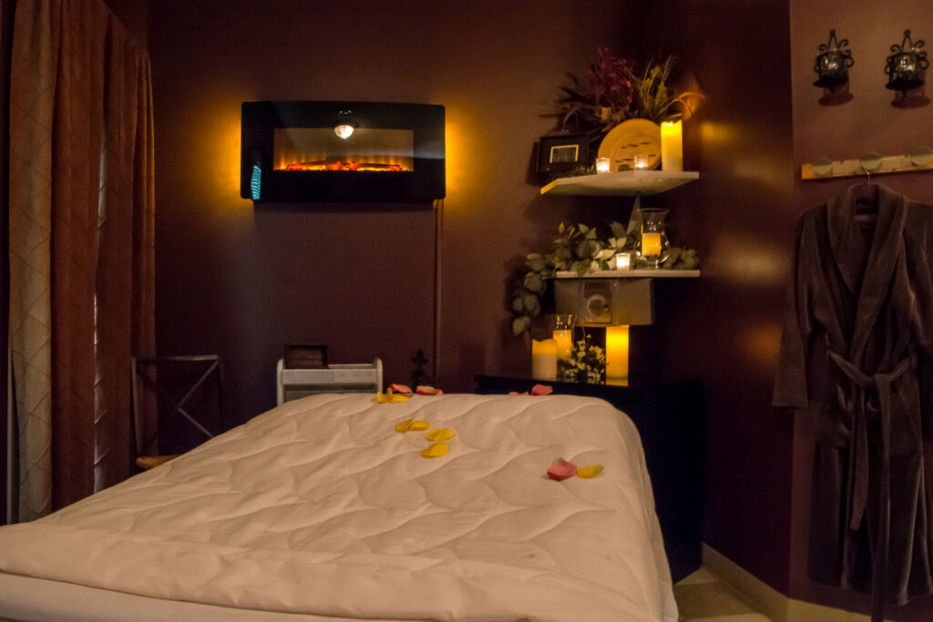 Essentials Spa Relaxation Room