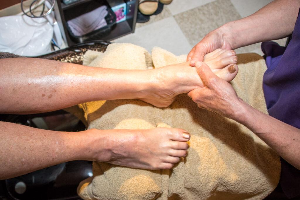 Essentials Spa Feet Rub
