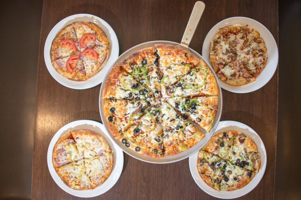 Village Pizza Full Set