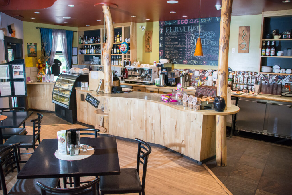 ECO Cafe Counter