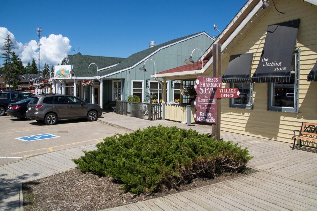 Village at Pigeon Lake Large Directions Image