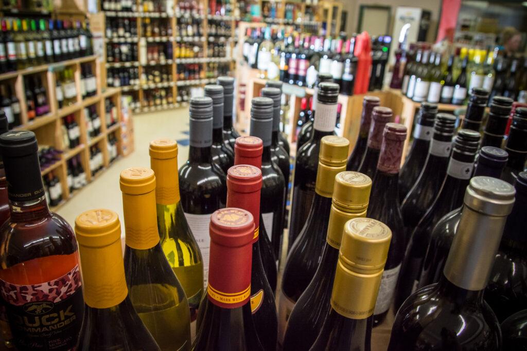 Western Spirits Bottles
