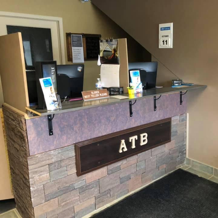 ATB Financial Desk