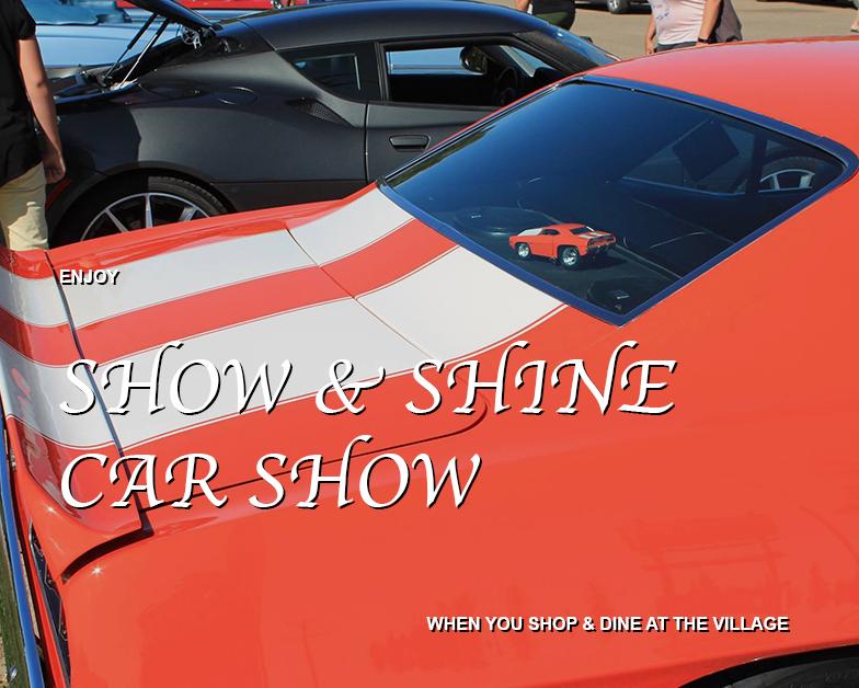 Show & Shine Car Show Event