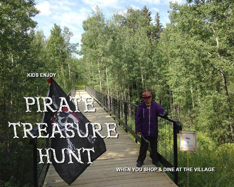 Kids Pirate Treasure Hunt Event