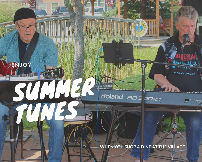 Summer Tunes Live Music Event
