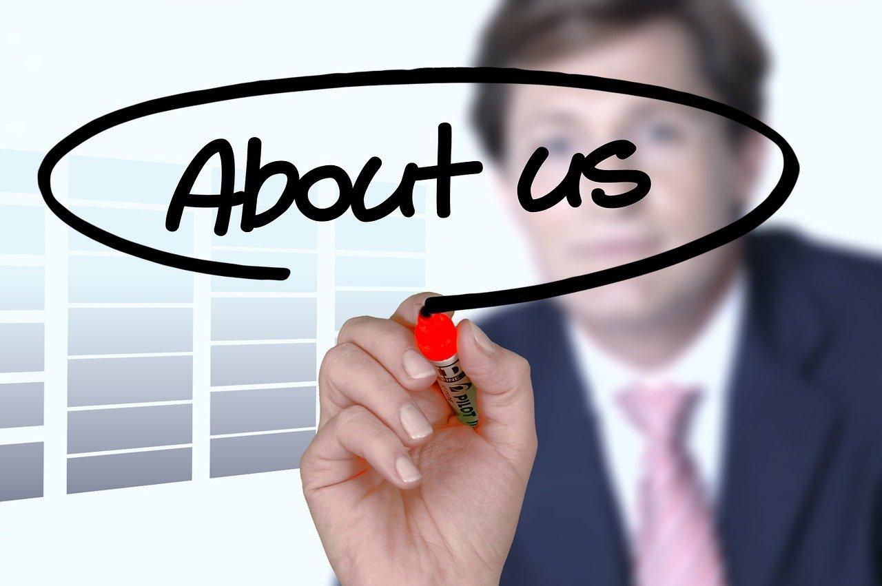 businessman, imprint, about us