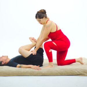 Rachael Marshall, Ayurveda Wellness Counselor | SomaVeda Thai Yoga Therapist/ Instructor SomaVeda Thai Medicine Practitioner.