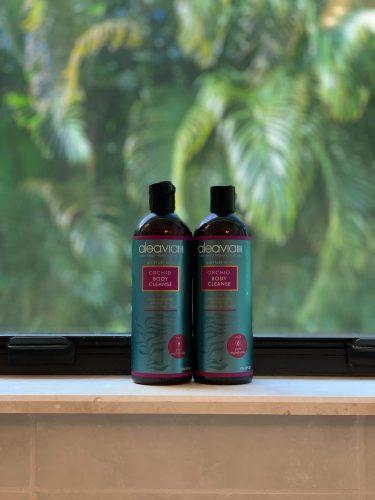 aleavia body wash review, nontoxic body wash, clean body wash