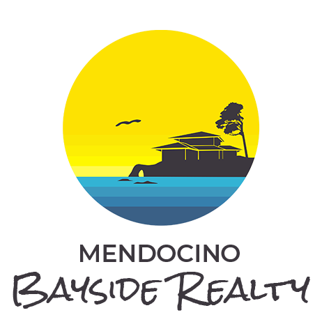Mendocino Bayside Realty Logo