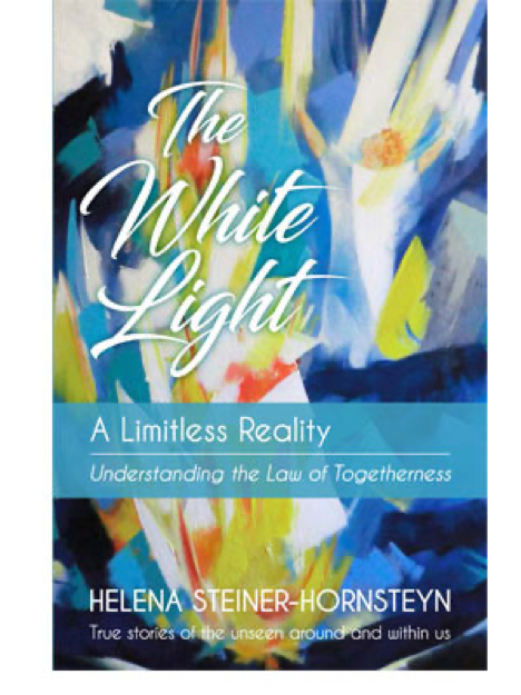 The White- A Limitless Reality Book Cover