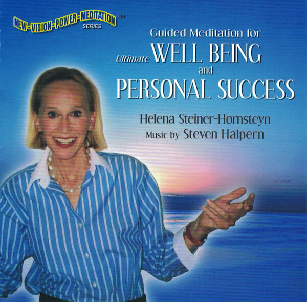 Well Being and Personal Success Cover