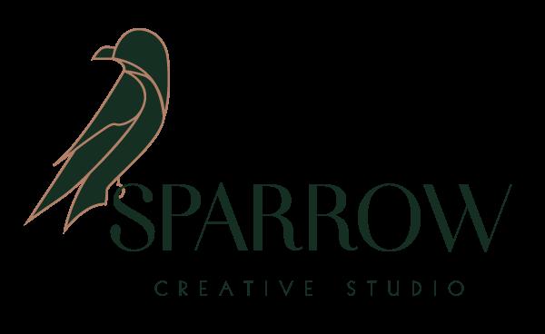 Sparrow Creative Studio Logo