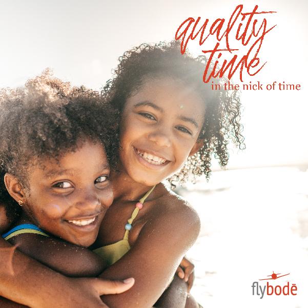 Fly Bode Brand Social Media post, Brand Messaging