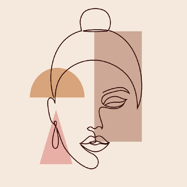 Exiza Brand Illustration style