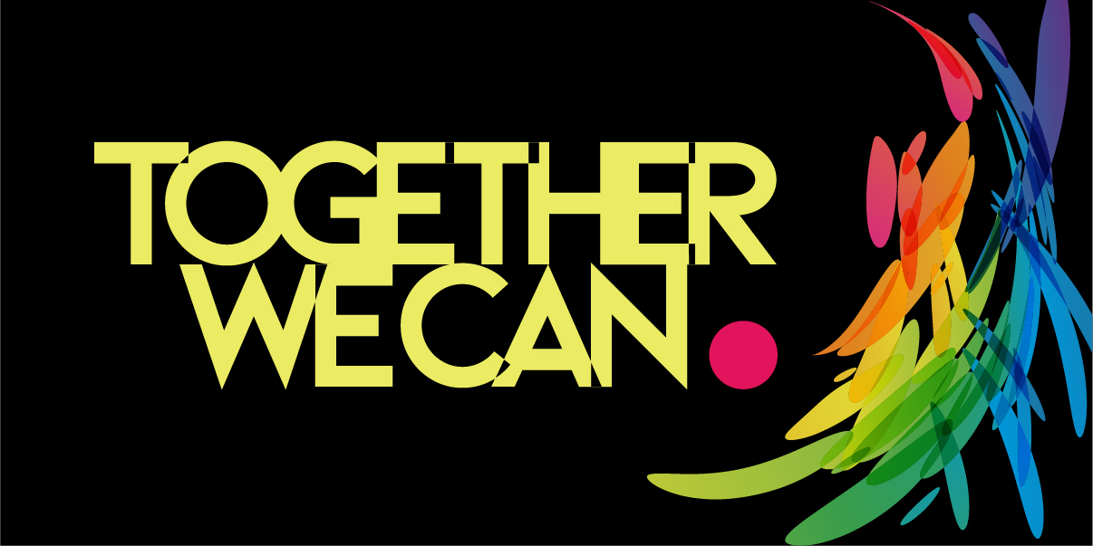 Together we can