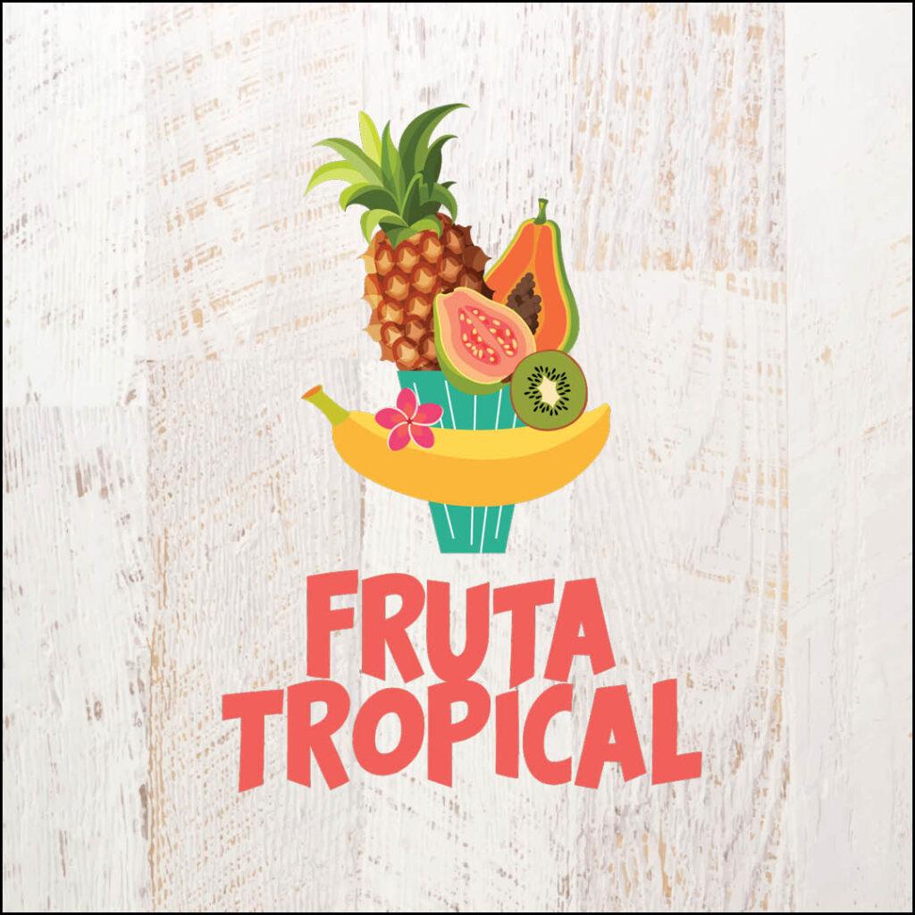 Fruta Tropical Logo