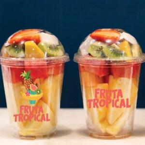 Fruta Tropical brand design