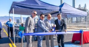 Mountain View Avenue Officially Reopened from I-10 to SB Airport