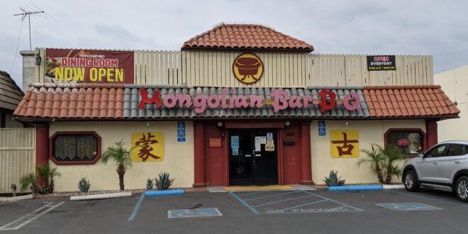 Mongolian Bar-B-Q A Great Food Experience Since 1976