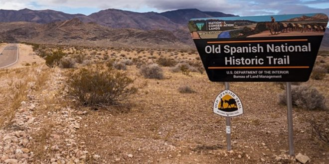 Travel the Old Spanish Trail with the San Bernardino County Museum