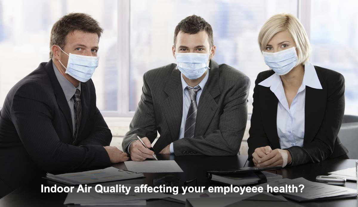 indoor air quality co2 detection