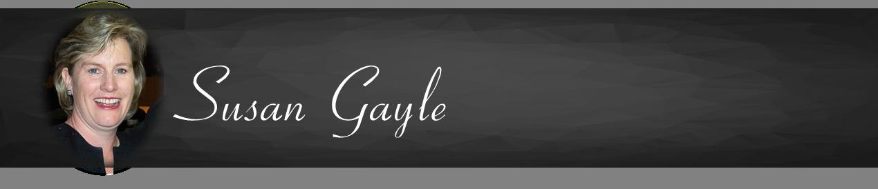 Susan Gayle Author