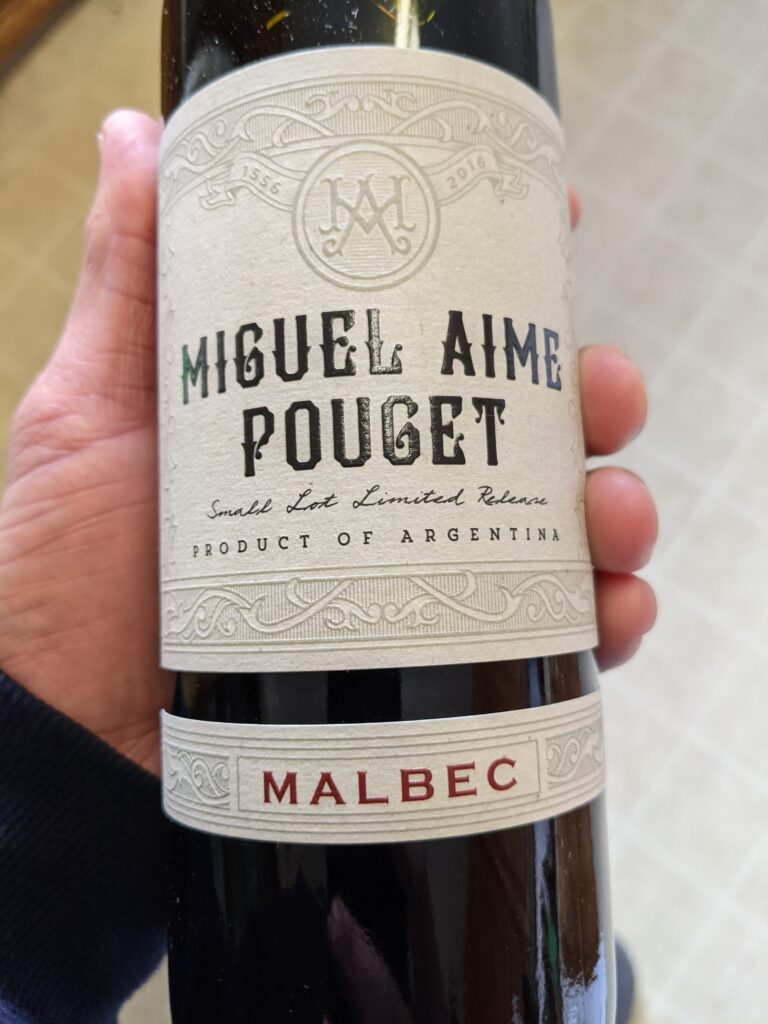 Miguel Aime Pouget Review Firstleaf
