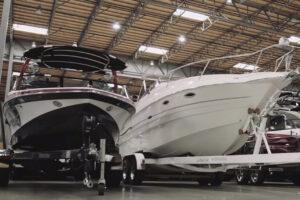 Muskegon Indoor Boat Storage