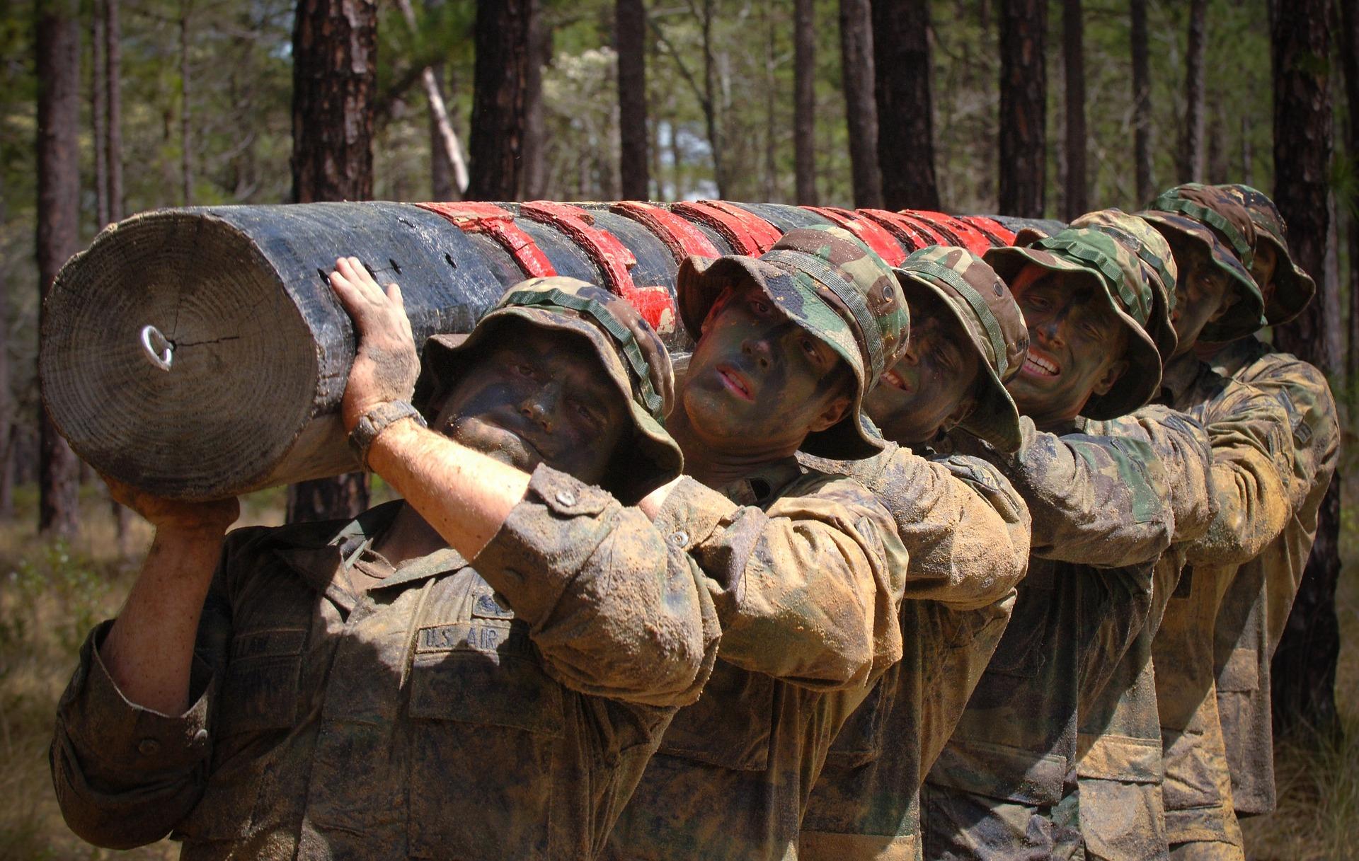 big log physical training