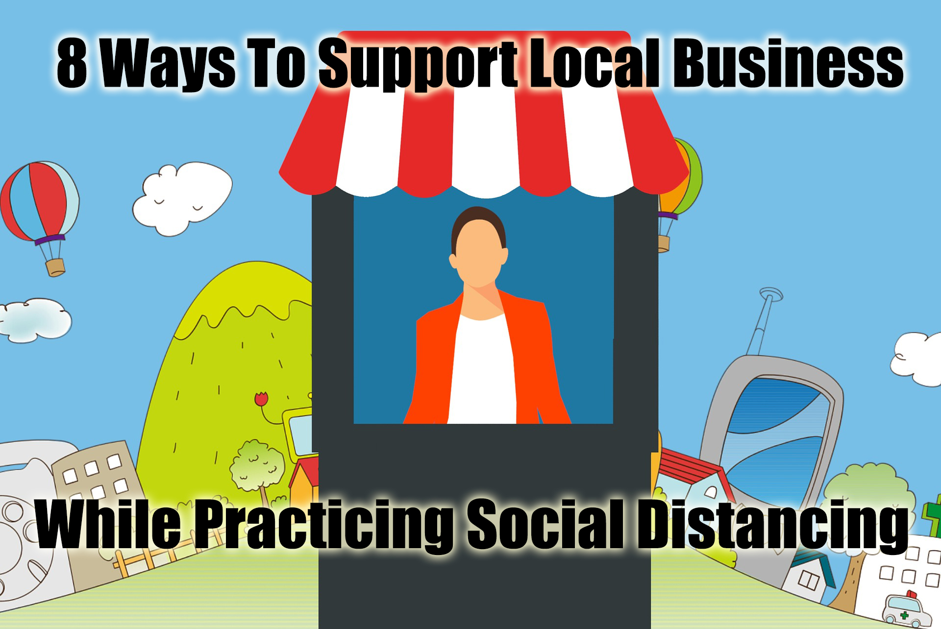 support local shops