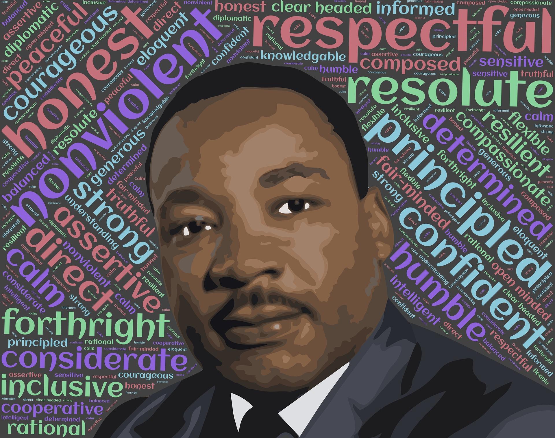 Dr. Martin Luther King, Jr.