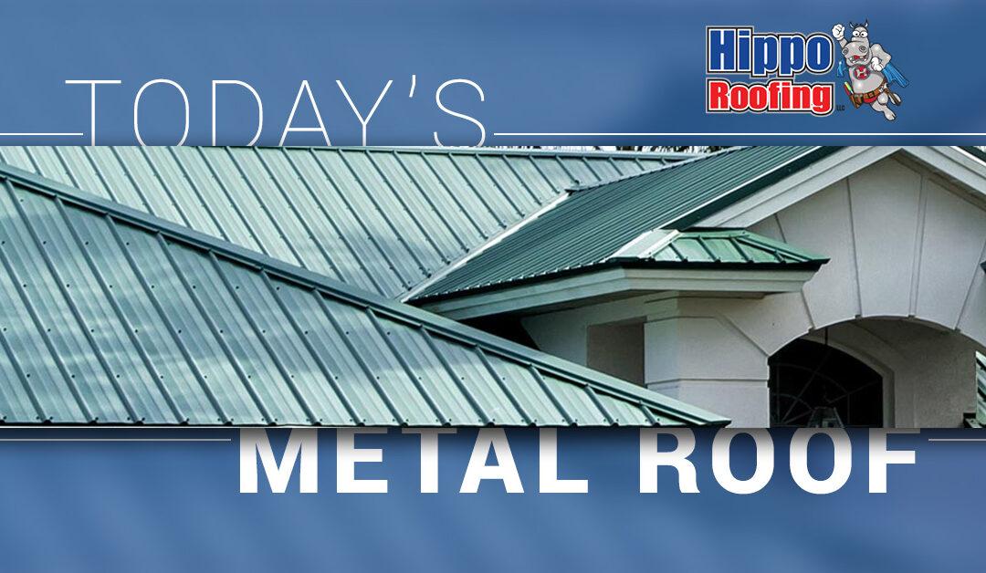Today's Metal Roof