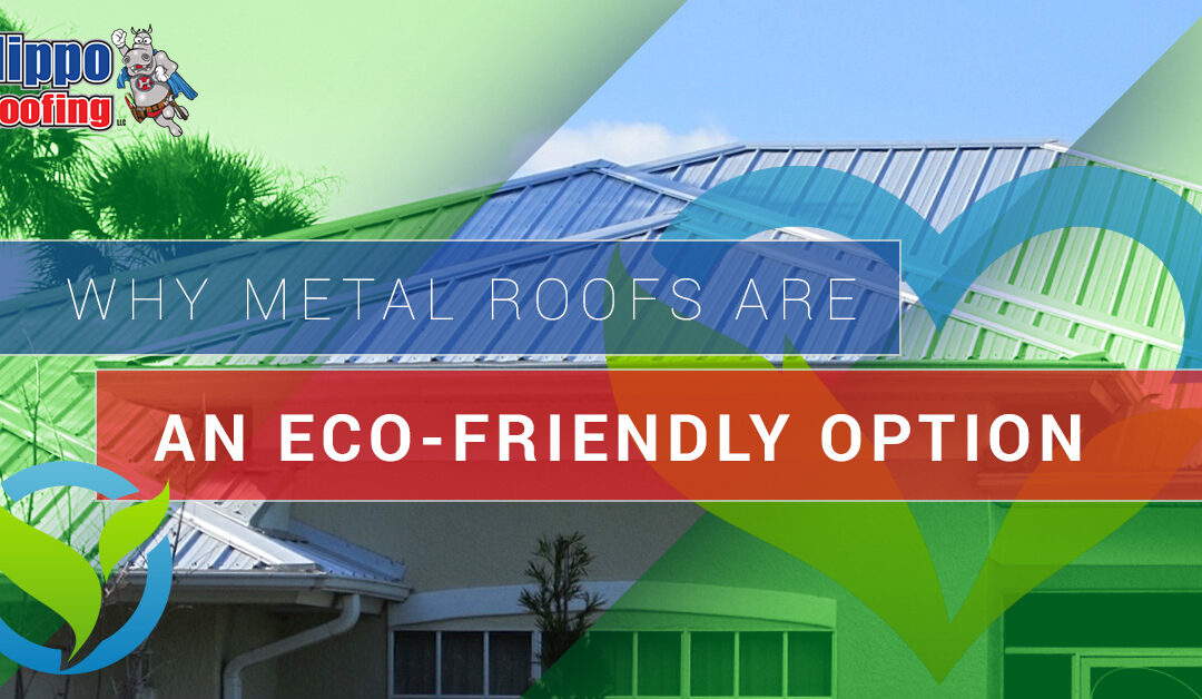 Are Metal Roofs Green?
