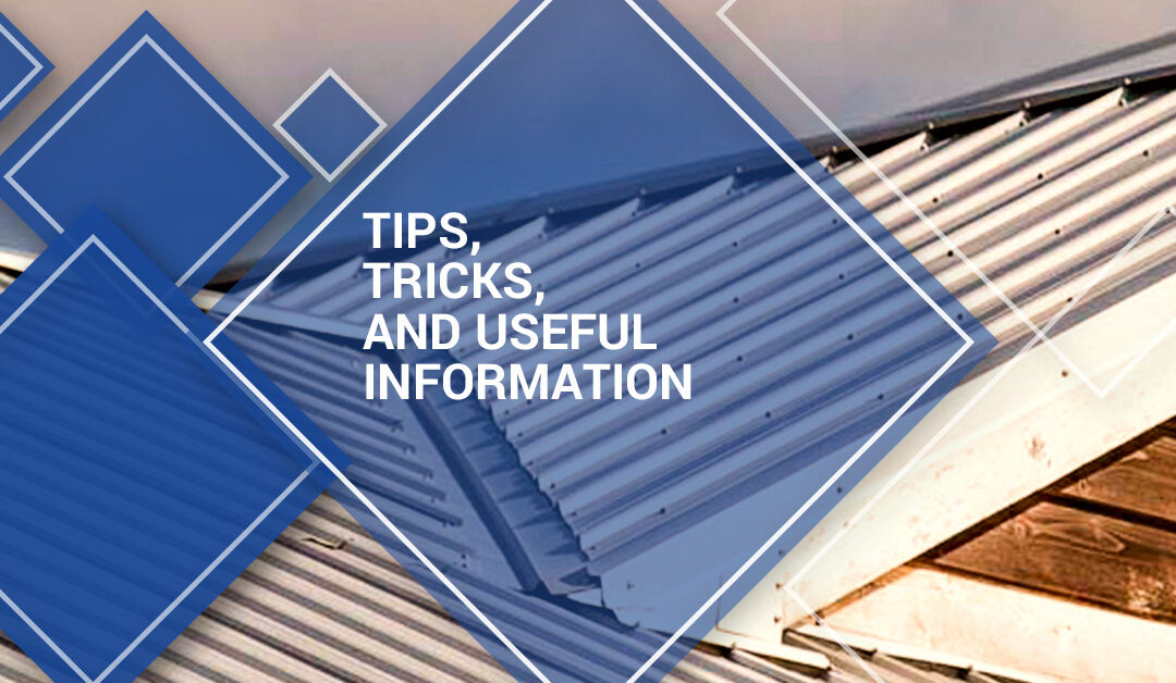 Tips, Tricks, and Useful Information