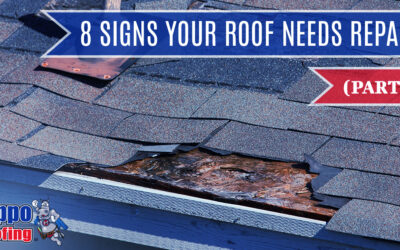 8 Signs That Your Roof Needs Repair (Part 1)