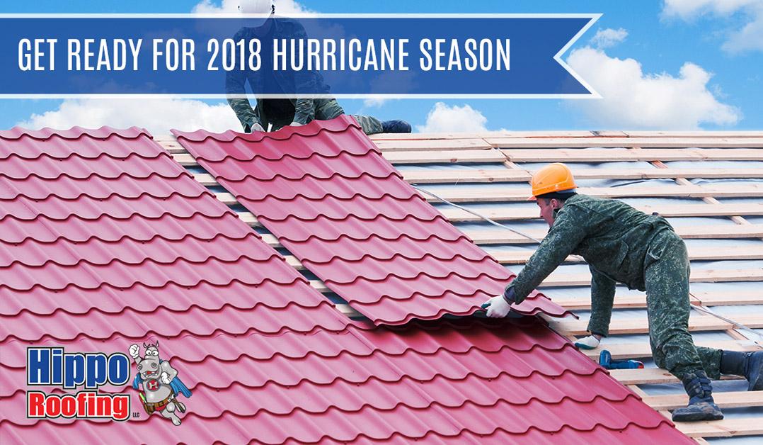 Get Ready for 2018 Hurricane Season