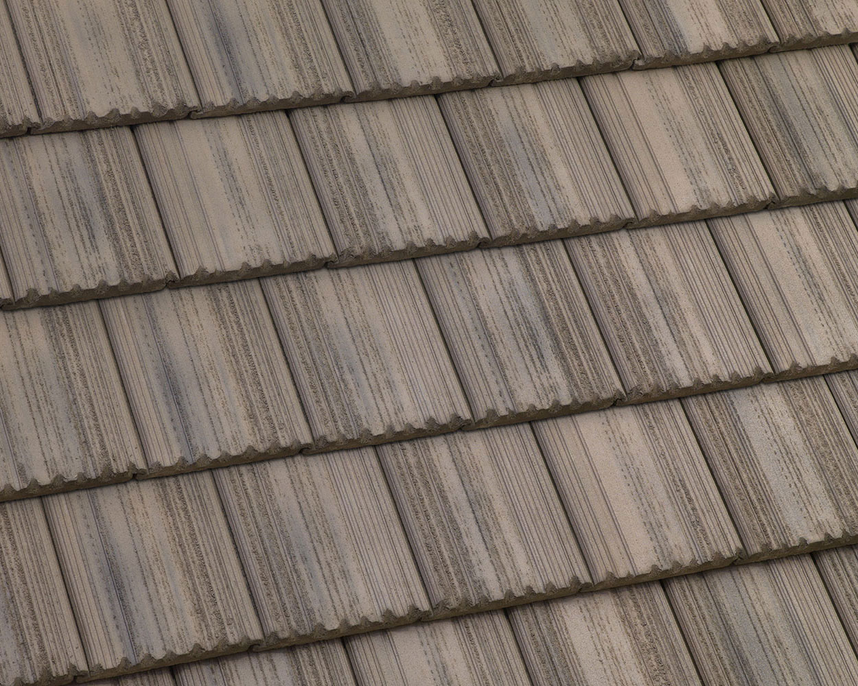 Arcadia Canyon Brown tile roof color swatch