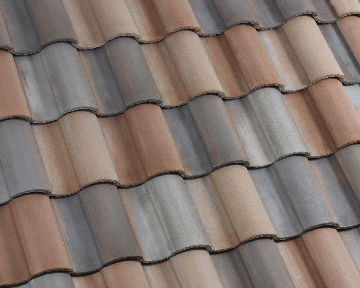 Buena Vista Blend tile roof color swatch