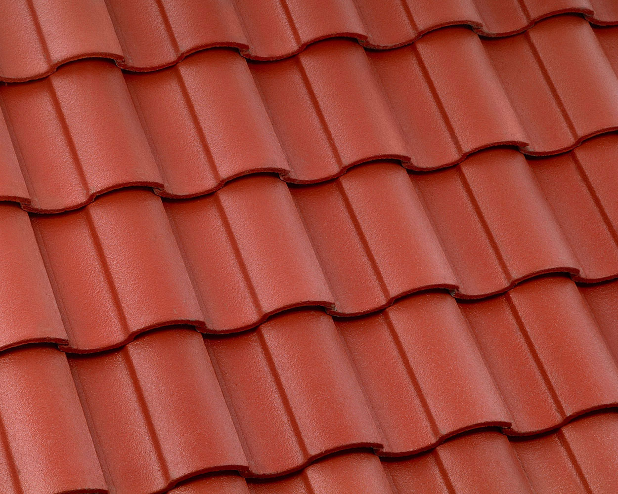 Cayenne tile roof color swatch