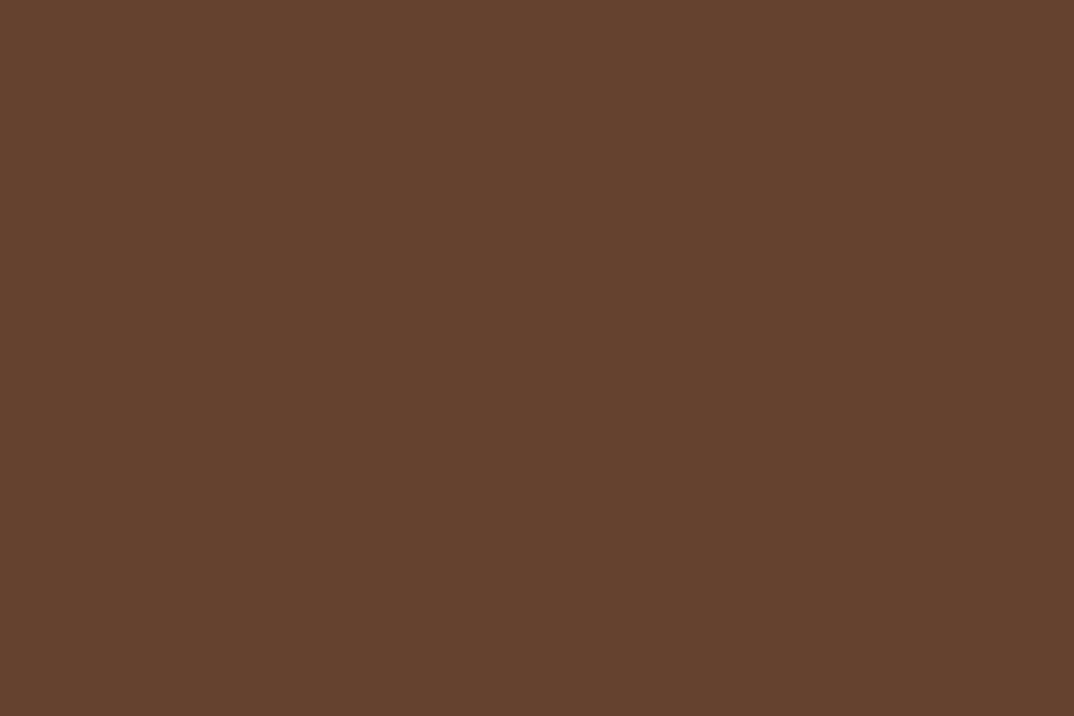 Cocoa brown metal roof color swatch