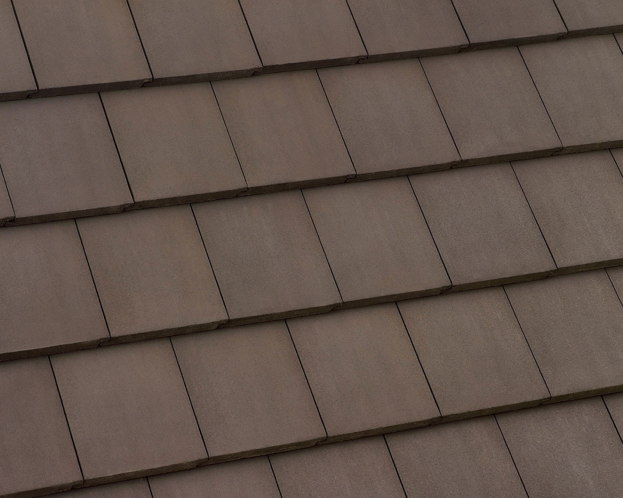 Cocoa tile roof color swatch