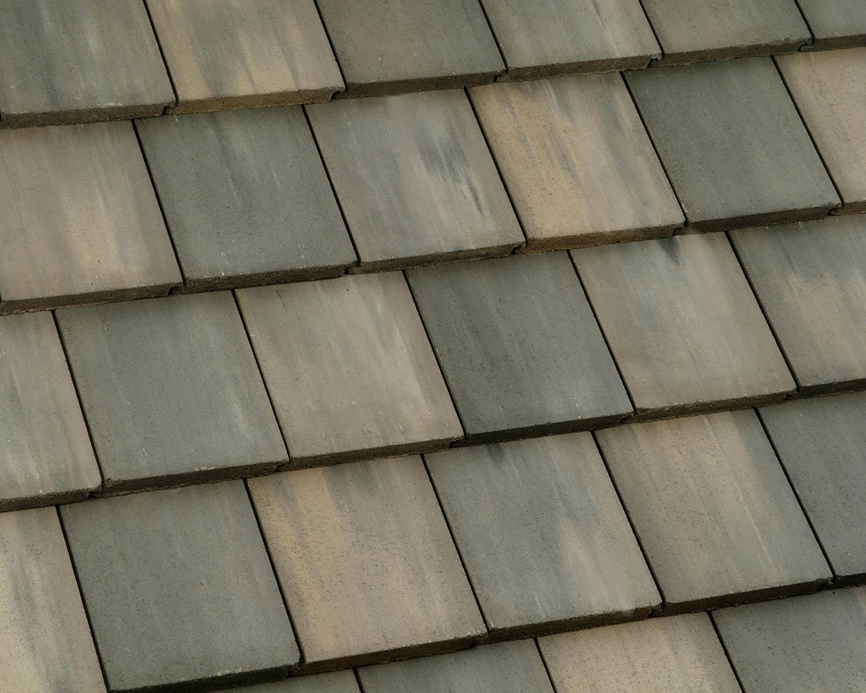 Concord Blend tile roof color swatch