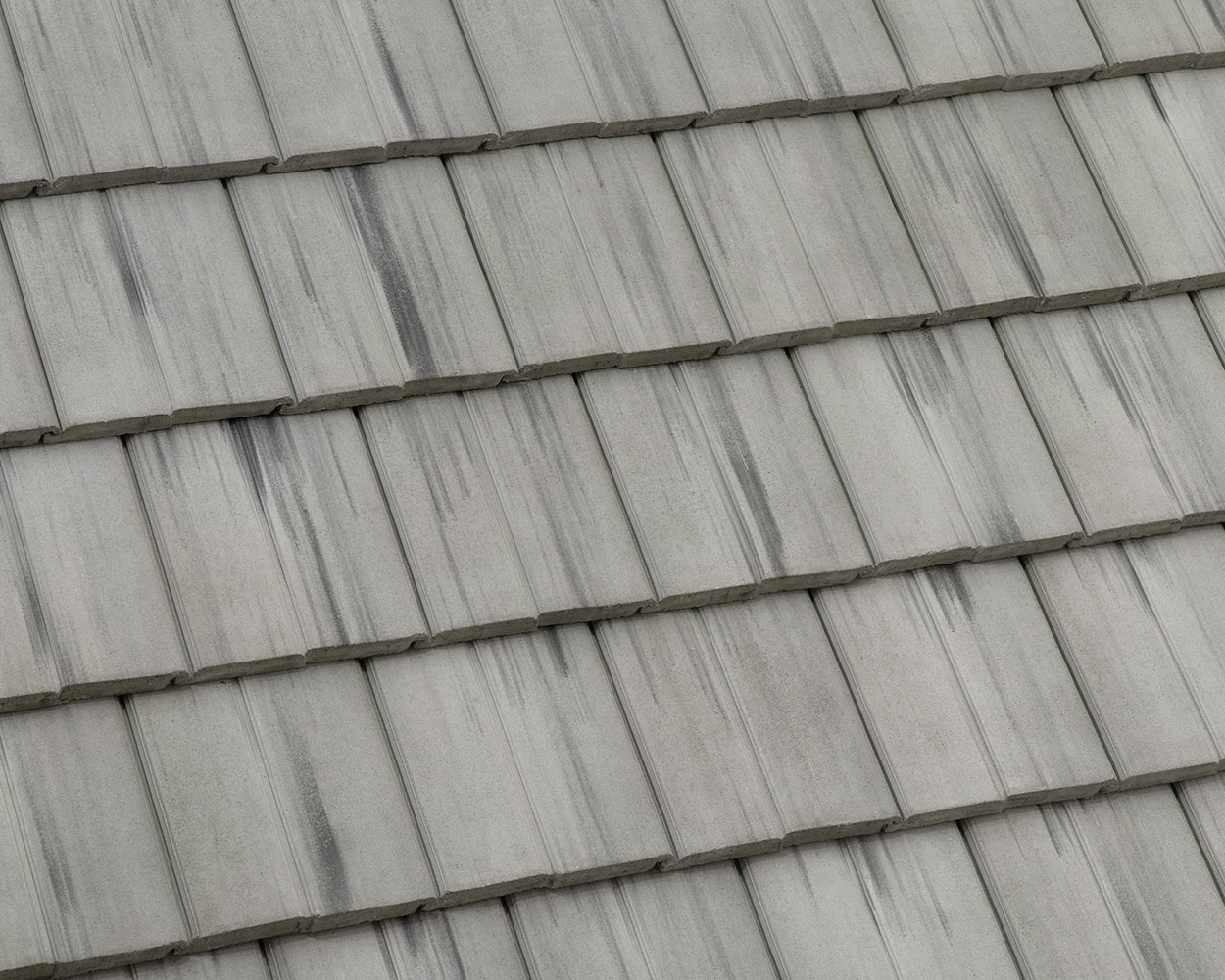 Flintridge gray tile roof color swatch